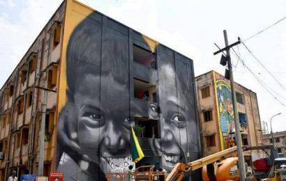 Chennai's Kannagi Nagar becomes India's fifth art district sporting murals by 16 artists