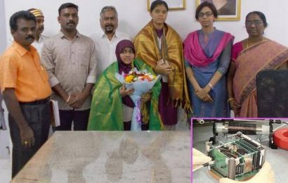 Two girls in TN's Aranthangi develop nano satellite