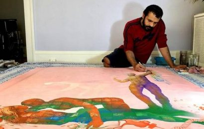 Art can bring change and spread awareness: Patrick Sun