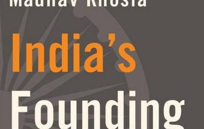 'India's Founding Moment – The Constitution of a Most Surprising Country' review: How India came to be one