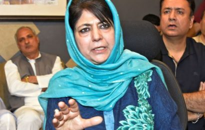 Mufti slapped with PSA for pro-separatist stand