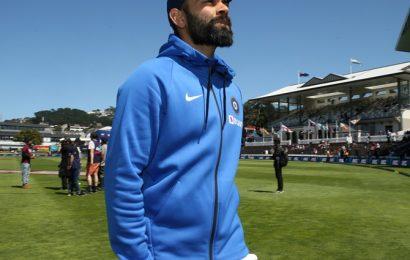 Captain Kohli exudes confidence ahead of 2nd Test
