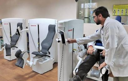 Physiotherapists, the new trainers