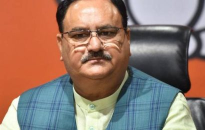 Maharashtra government is unnatural, unrealistic: J.P. Nadda