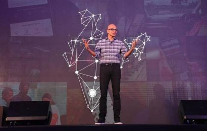 India, number one developer pool on the planet: Satya Nadella