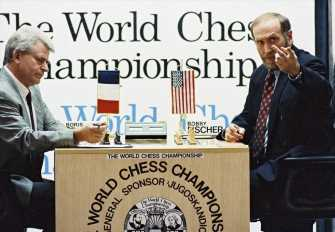 Bobby Fischer, the greatest chess player ever