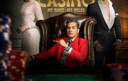 The Casino: ZEE5 unveils the stylish and intriguing poster of the new web series | Bollywood Life