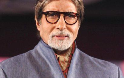 Amitabh Bachchan plays guess game on Twitter; Abhishek Bachchan, Juhi Chawla respond | Bollywood Life