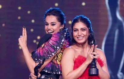 Taapsee Pannu on Filmfare Awards row: 'I always get involved in some controversy or the other, but not this time'