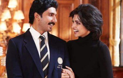 83 First Look: Kapil Dev की पत्नी Romi के किरदार में Deepika Padukone ने फूंकी जान, पोस्टर में दिखा ऐसा अंदाज