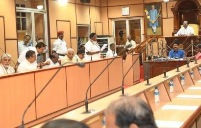 Puducherry government adopts resolution urging Centre to repeal CAA