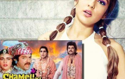 OMG! Amrita Singh की फिल्म Chameli Ki Shaadi की रीमेक में दिखेंगी Sara Ali Khan