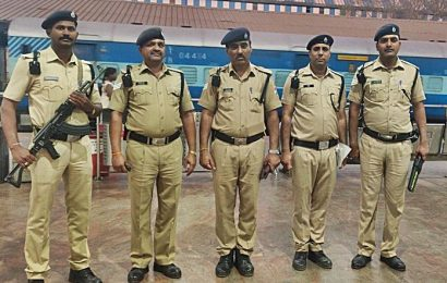 Now, Railway security personnel in trains, railway stations to wear body-cameras
