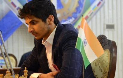 Vidit Gujrathi posts win against Sam Shankland in Prague Chess opener