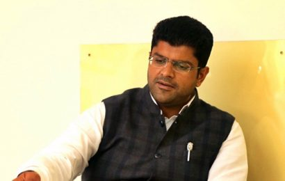 MLA abusing Dushyant Chautala clip: JJP wants to know who recorded video