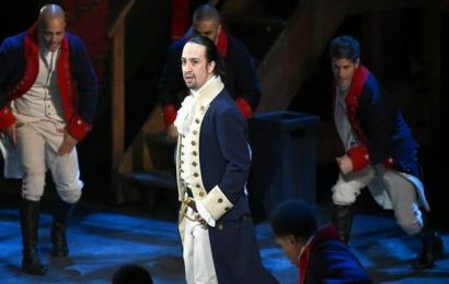Disney announces new 'Hamilton' film with Broadway cast