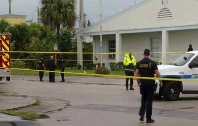 Police: 2 dead, 2 wounded in shooting after Florida funeral