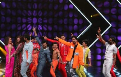 Dance Plus 5, February 16, written update: Ayushmann Khurrana sings his heart out, Sanchita-Subrata scare the audience | Bollywood Life