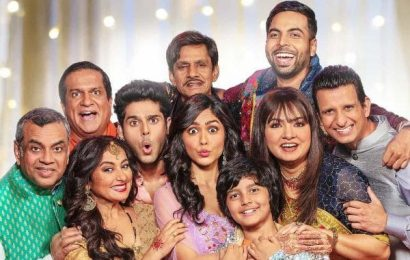Aankh Micholi: Abhimanyu Dassani, Mrunal Thakur, Paresh Rawal come together for the family entertainer   Bollywood Life