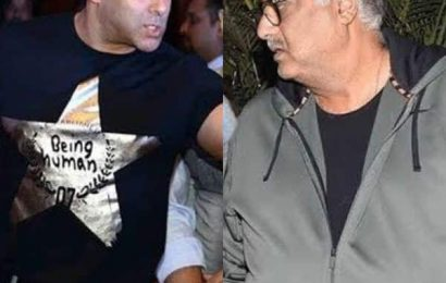 'My relationship with Salman is strained now; initially he encouraged Arjun to get into acting,' says Boney Kapoor | Bollywood Life