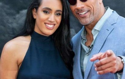 WWE: The Rock's daughter starts training to carry on family's WWE legacy | Bollywood Life