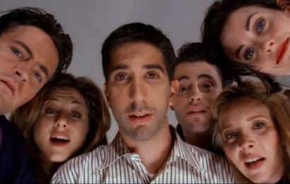 Friends cast to reunite for HBO Max special