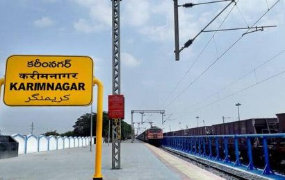 'Meagre' allocation may delay Kothapalli-Manoharabad rail line