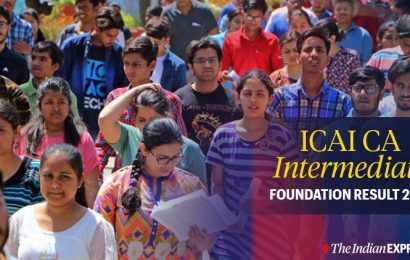 ICAI CA Intermediate, Foundation Result 2019 Live Updates: Results to be declared soon, how to check scores