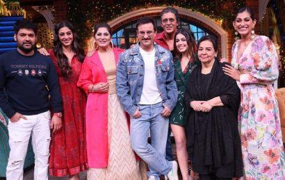 The Kapil Sharma Show preview: Jawaani Jaaneman team joins the fun