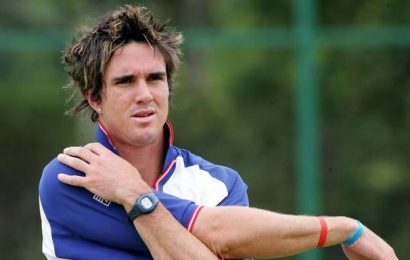 Kevin Pietersen: a career in pictures
