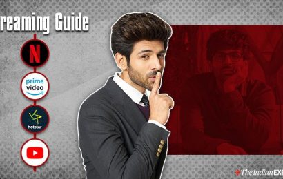 Streaming Guide: Kartik Aaryan movies