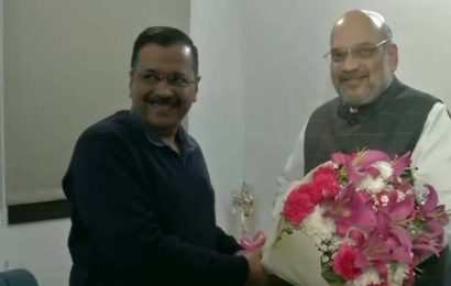 No discussion on Shaheen Bagh: Arvind Kejriwal after meeting Amit Shah