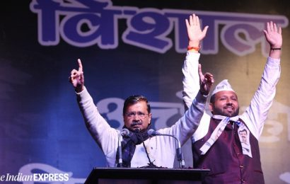 Arvind Kejriwal has assets worth Rs 3.4 crore; shows dip in income, does not own car