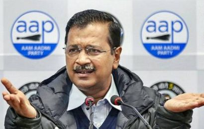 EC notice to Kejriwal for Hindu, Musalman comment