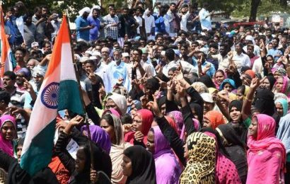Stir by Muslims across southern districts