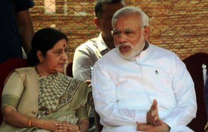 Sushma Swaraj epitomised unwavering commitment to public service: Modi