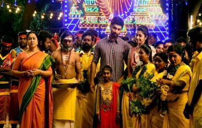 How Atharvaa's 'Kuruthi Aattam' recreated the 'Madurai effect' in Chennai
