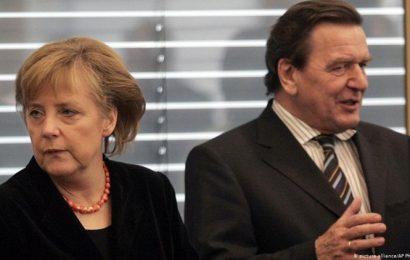 Germany: Ex-Chancellor Gerhard Schröder accuses Angela Merkel of 'fatal mistakes'