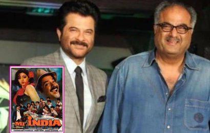 'Mr India' के सीक्वल पर बढ़ा विवाद, Boney Kapoor और उनके भाई Anil Kapoor में भी हुए मतभेद?