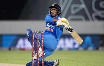NZ vs IND ODI   Saini regrets untimely dismissal that cost India second ODI