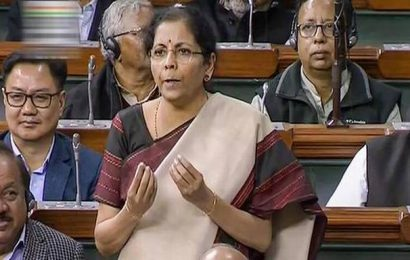 Economy not in trouble; green shoots visible, says Nirmala Sitharaman