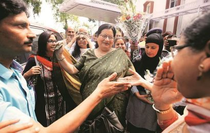 Najma Akhtar: When a V-C stands out