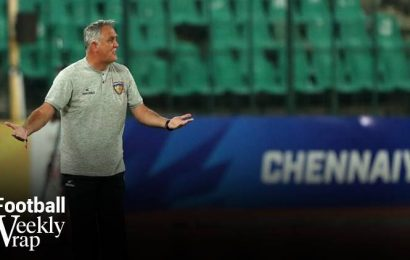 Premier League's one-time golden boy shows his midas touch as Chennaiyin manager