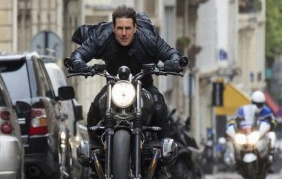 Paramount halts production of 'Mission: Impossible VII' due to COVID-19 outbreak
