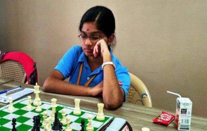 Advantage Priyanka; K Priyanka on becoming a Woman International Master