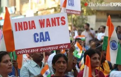 Madhya Pradesh: Man features slogans in support of CAA-NRC on his wedding card