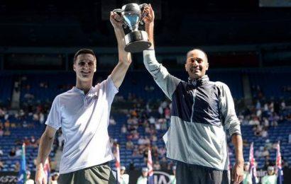 Australian Open   Rajeev Ram, Joe Salisbury clinch men's doubles title in Melbourne