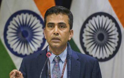 Arunachal integral and inalienable part of India: India tells China