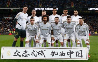 Real Madrid's title hopes stunted by late Celta Vigo strike