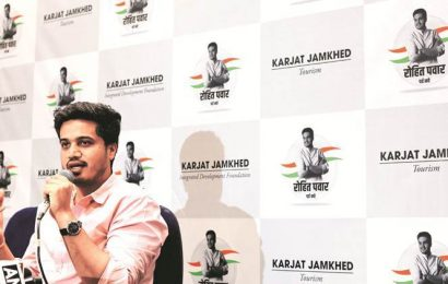 'For better education, health, more jobs': MLA Rohit Pawar to launch foundation to uplift Karjat-Jamkhed